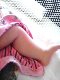 2013年しましまの日赤ちゃん